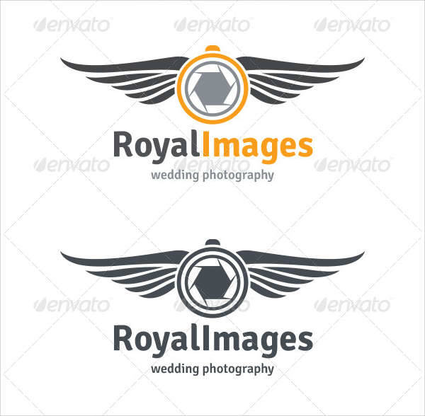 Royal Wedding Photography Logo