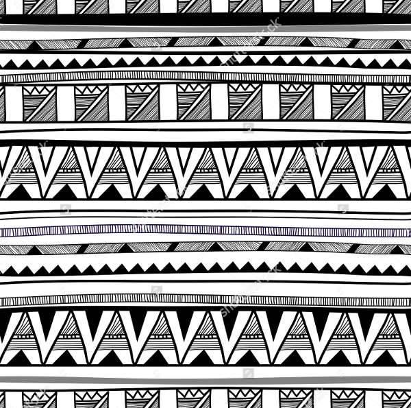 seamless tribal patterns