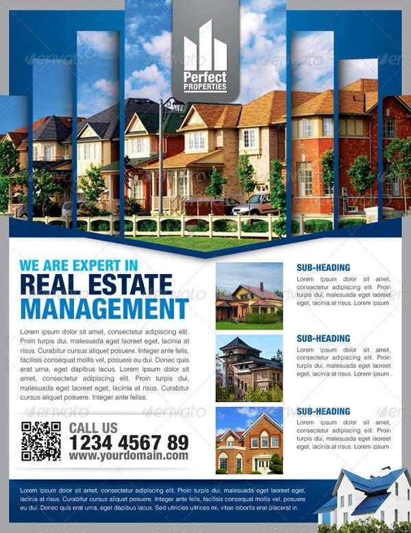 Simple Real Estate Flyer