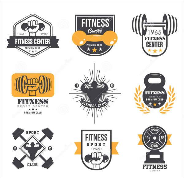 Sport & Fitness Logo Template
