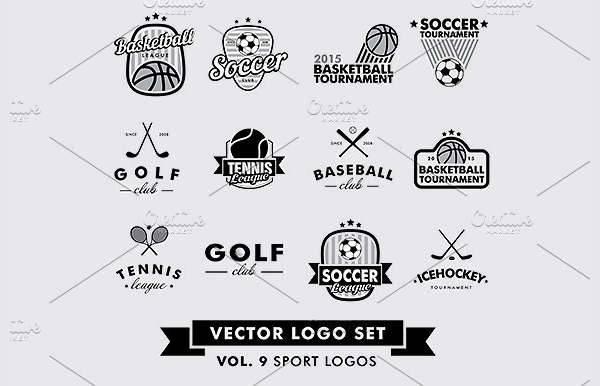 sports vector logo
