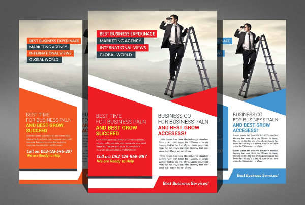 Staffing & Recruitment Agency Flyer