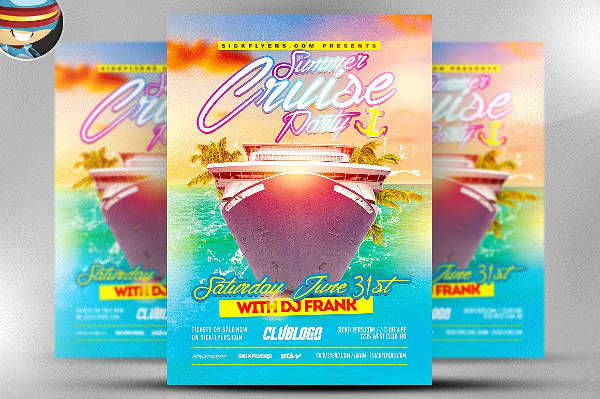 Summer Cruise Flyer