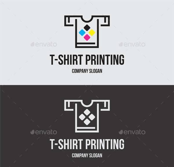 t shirt printing logo