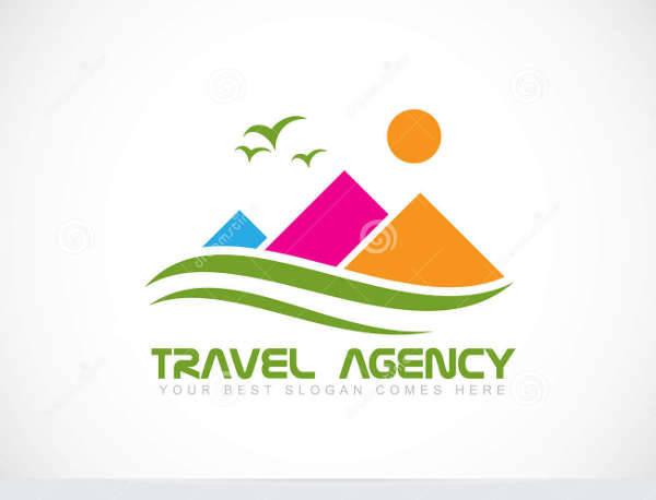 Travel Agency Company Logo