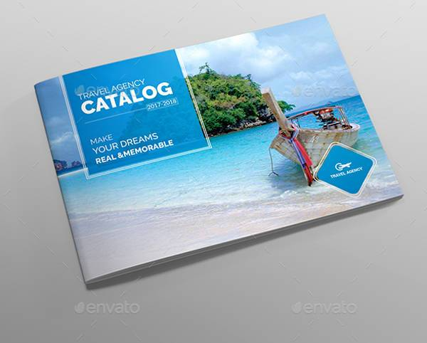 travel brochure catalog