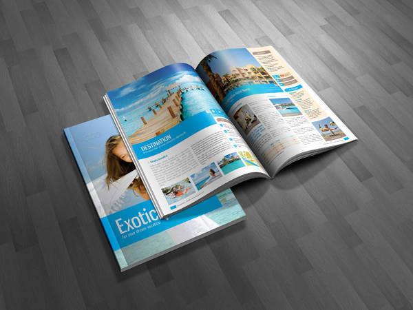 travel holiday catalog