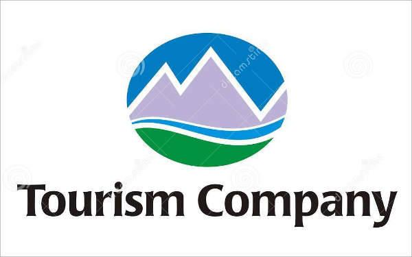 travel tourism company logo