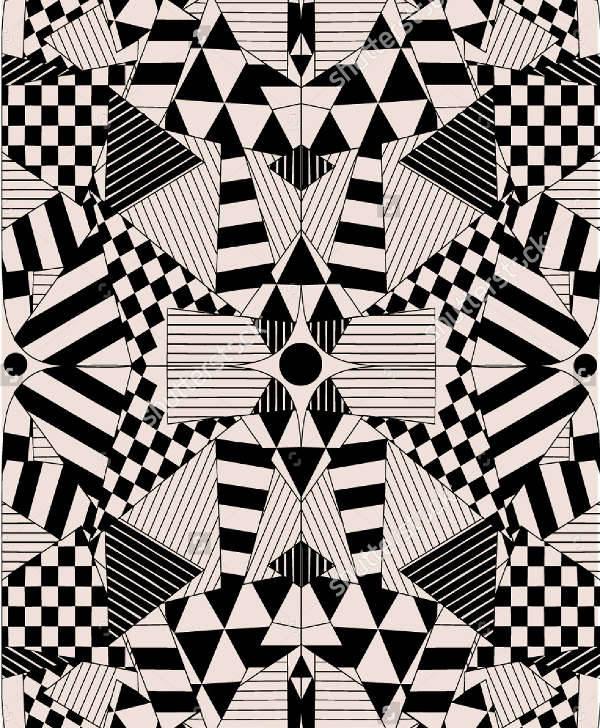 tribal geometric patterns