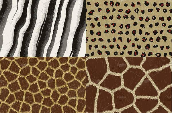 vector animal fur texture