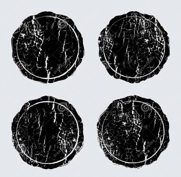 vector grunge stamp texture