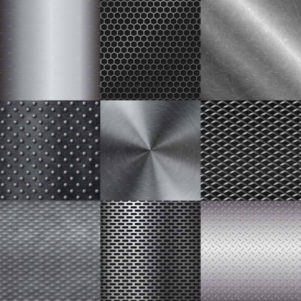 vector metal pattern texture