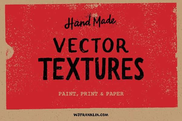 vector rough paper texture