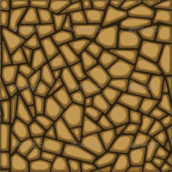 vector seamless stone texture