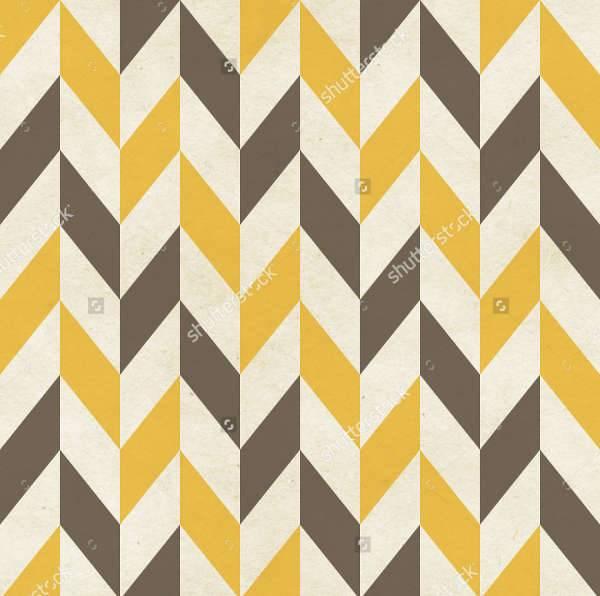 vintage chevron patterns