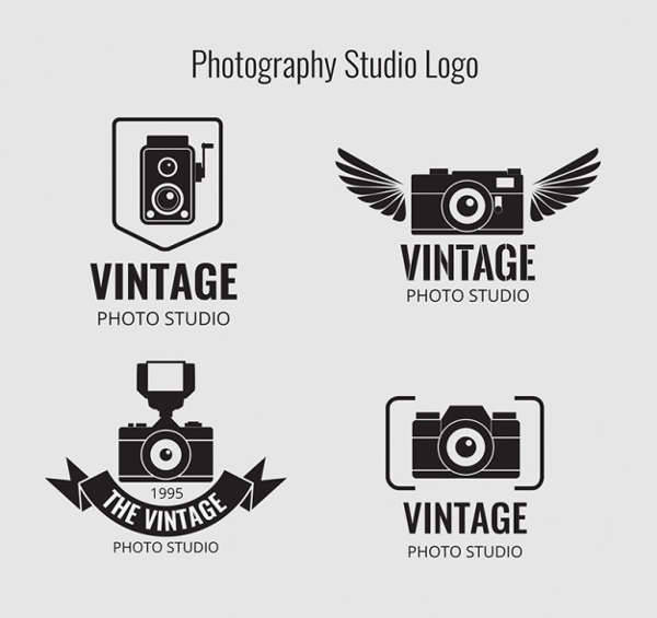 vintage photography logo1
