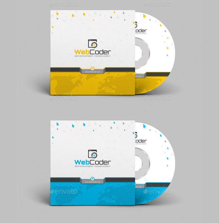 web design agency cd package