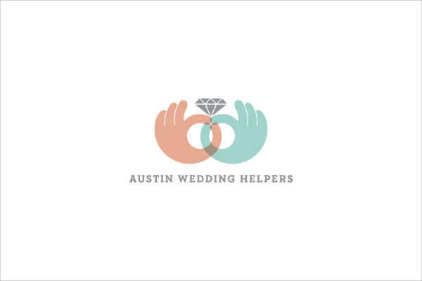 Wedding Event Staffing Logo