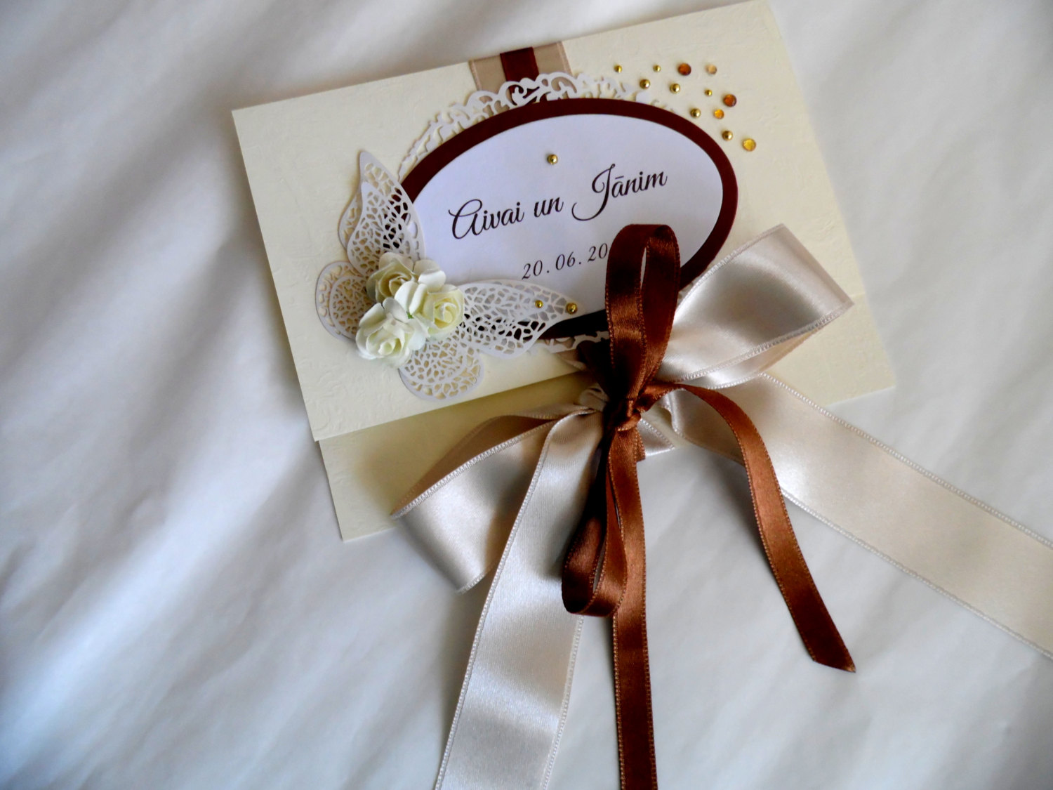 Wedding Gift Envelope