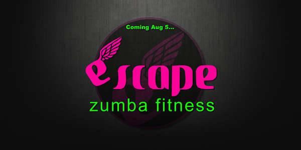 Zumba Fitness Logo Design