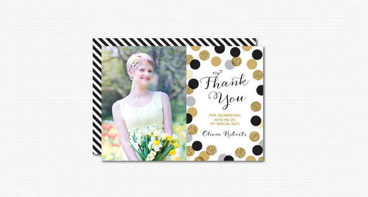 11 graduation thank you cards - Graduation Thank You Cards