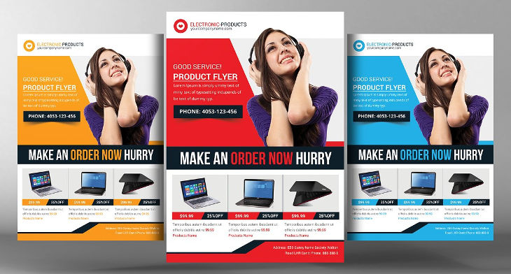 12 promotion flyer designs design trends premium psd vector