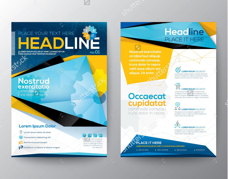 11  brochure cover designs