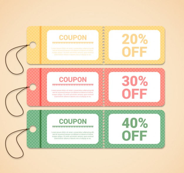 Elegant Discount Coupon