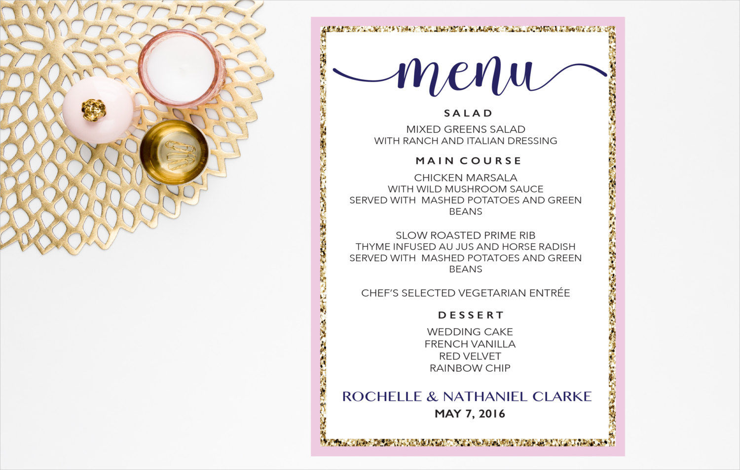 10+ Event Menu Designs | Design Trends - Premium PSD, Vector Downloads