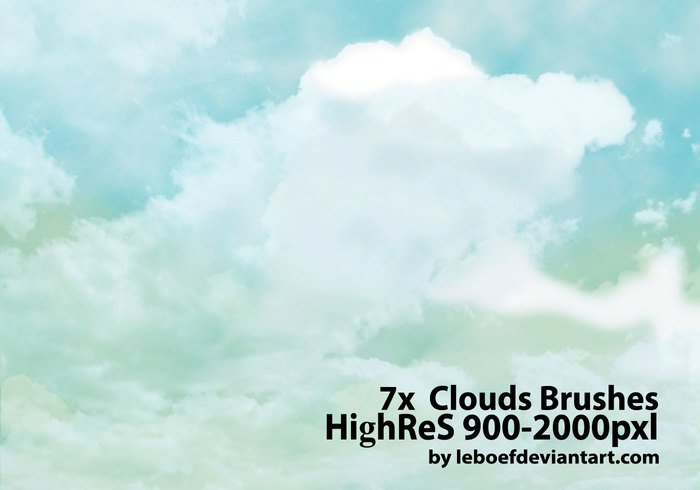 high res cloud brushes1