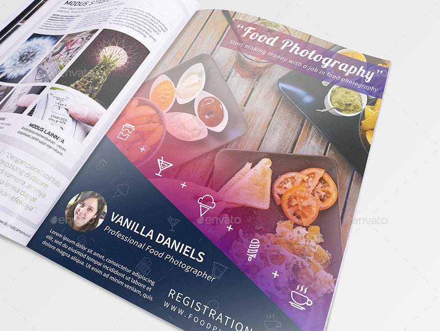photography magazine advertisement