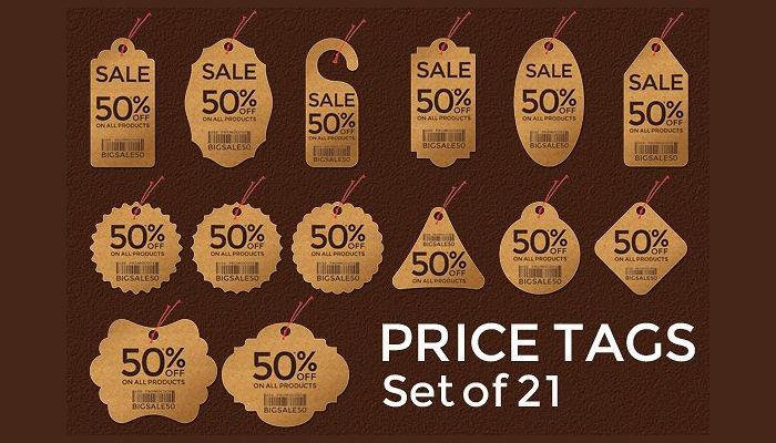 printable price tags