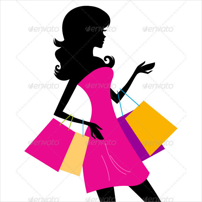 Shopping Silhouette