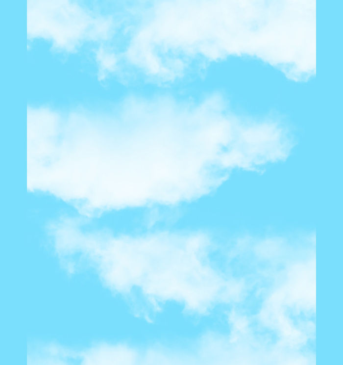 sky cloud photoshop brushes set