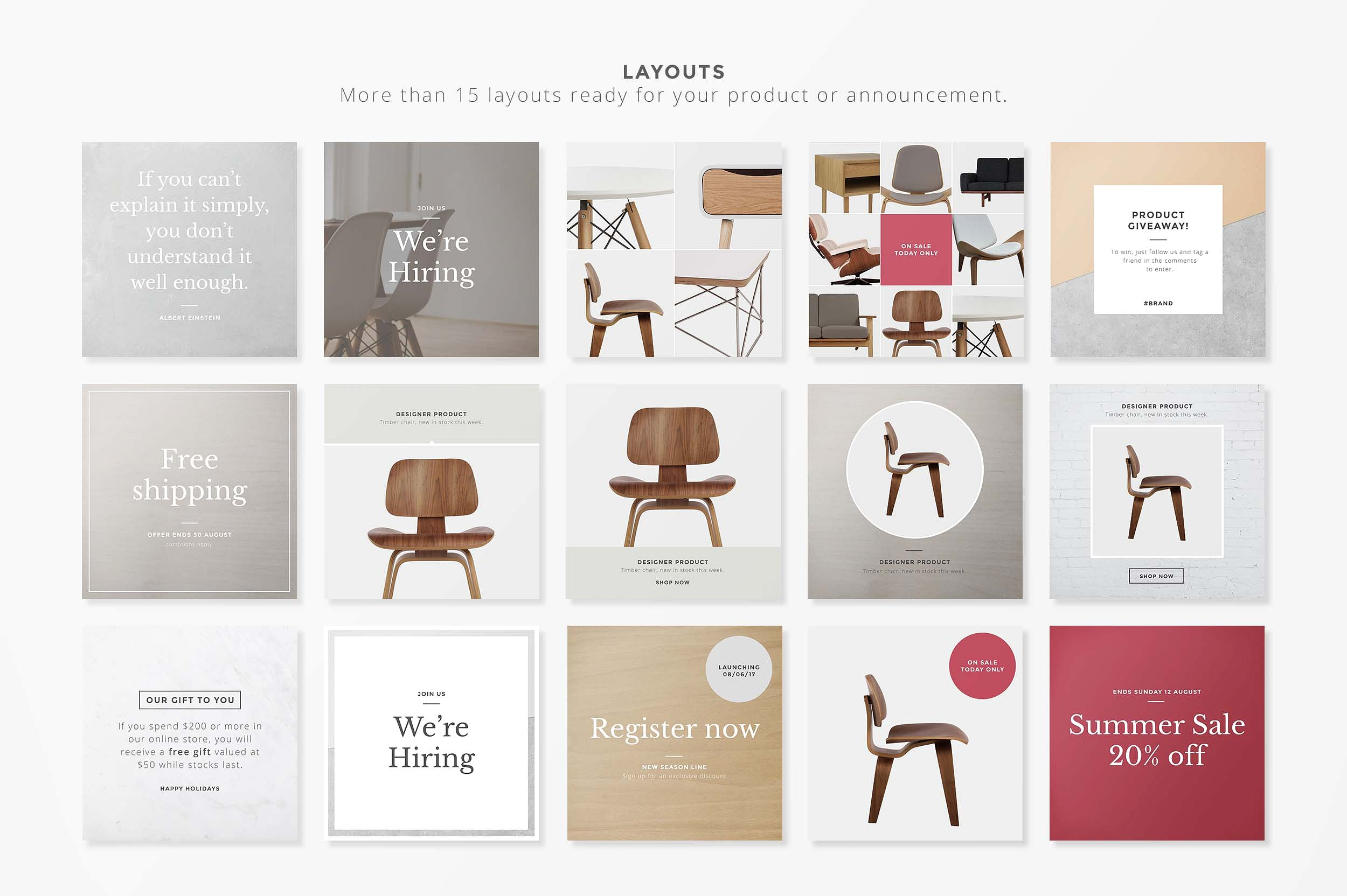 15  Layout Designs