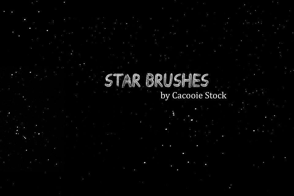 starry night brushes