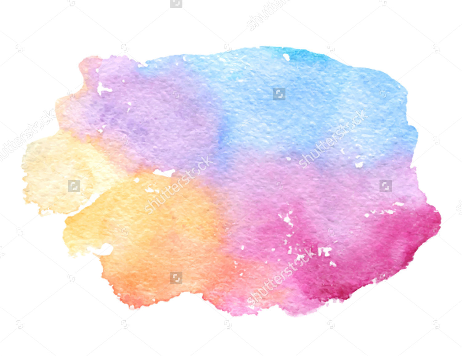 Watercolor Smudge Brushes