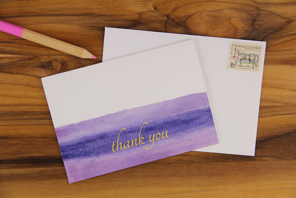 watercolor thank you card1