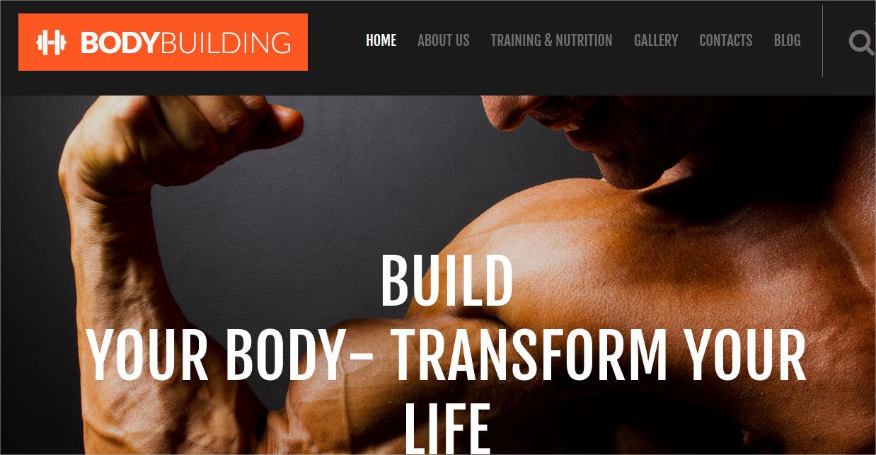 ecommerce fitness wordpress