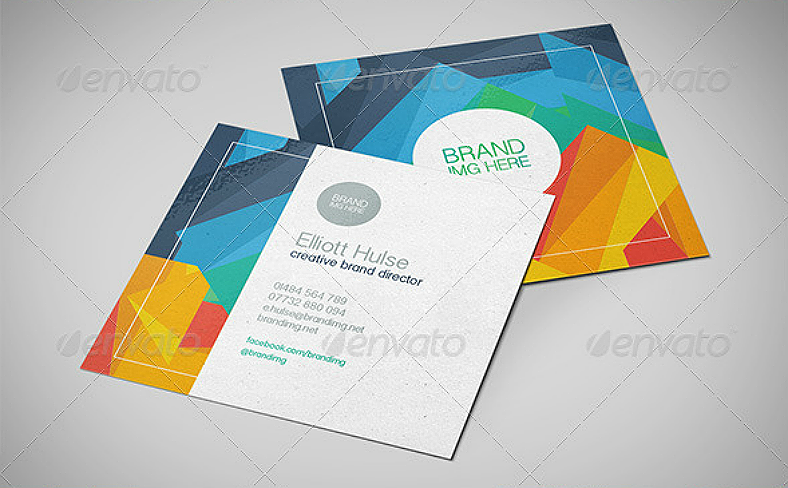 9 square business card designs design trends premium psd flat polyshaped business card design square business card colourmoves