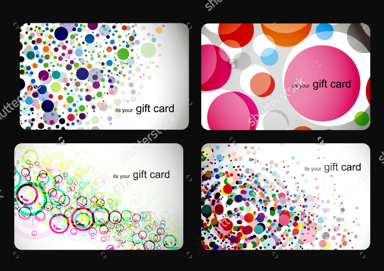 color gift card