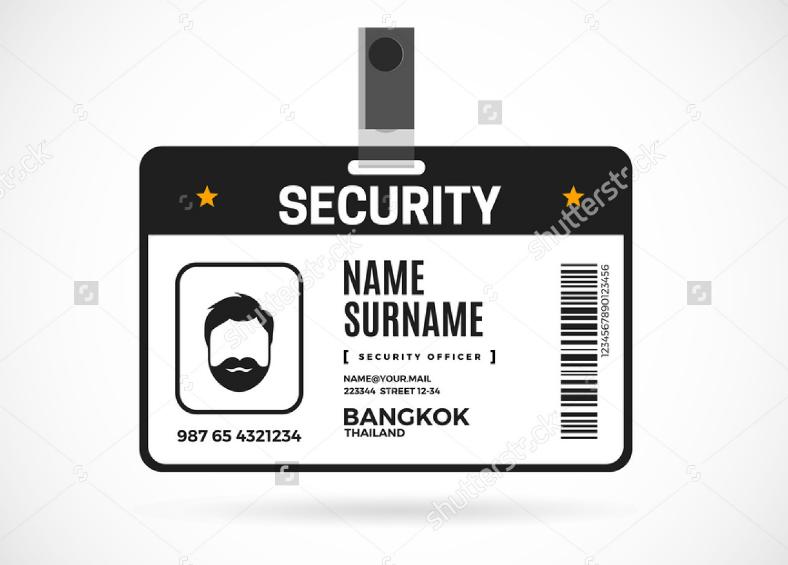 identification card
