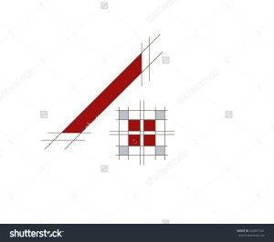 stock vector architecture logo 540557341 300x266