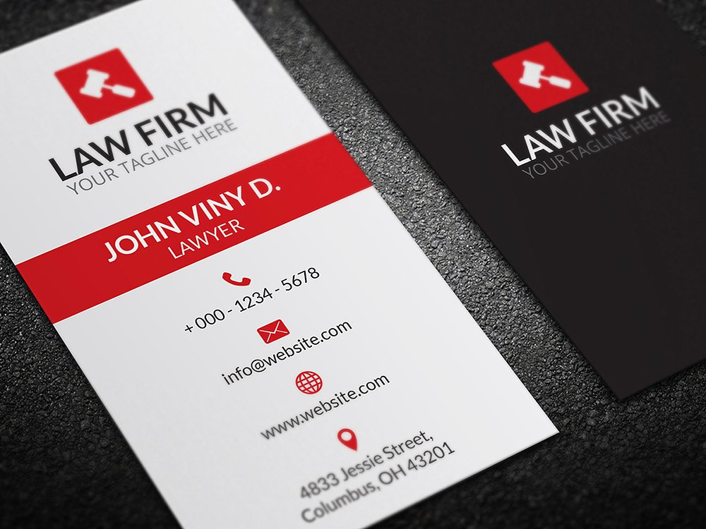 12 business card designs for lawyers design trends premium psd img reheart Image collections