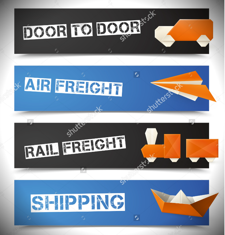 logistic banner