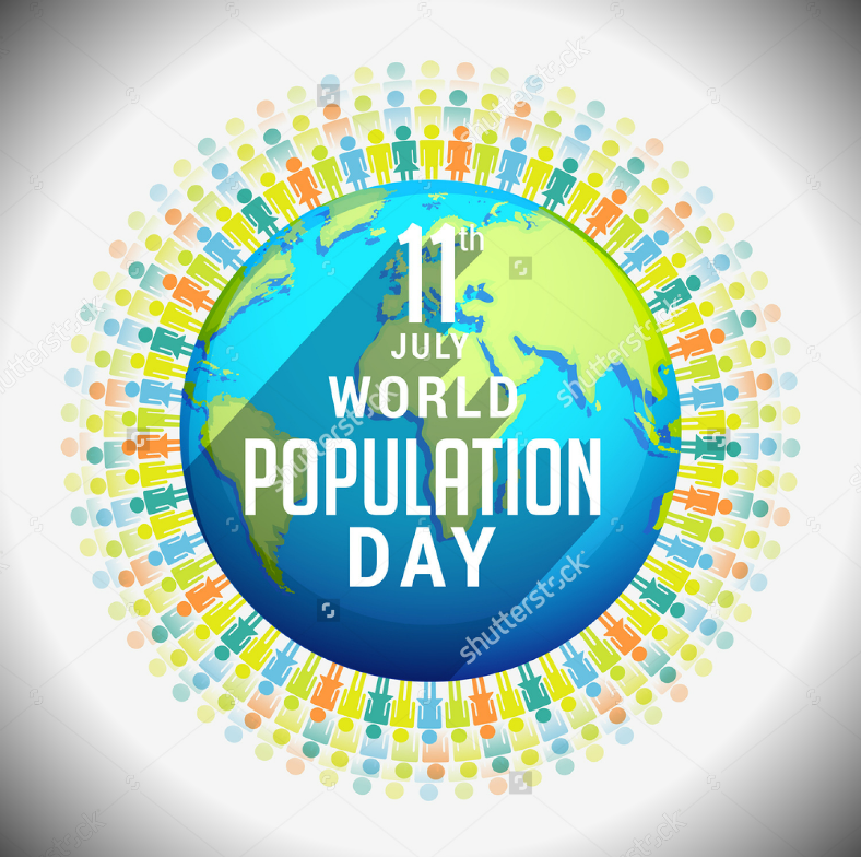 14+ Vector Designs To Celebrate World Population Day