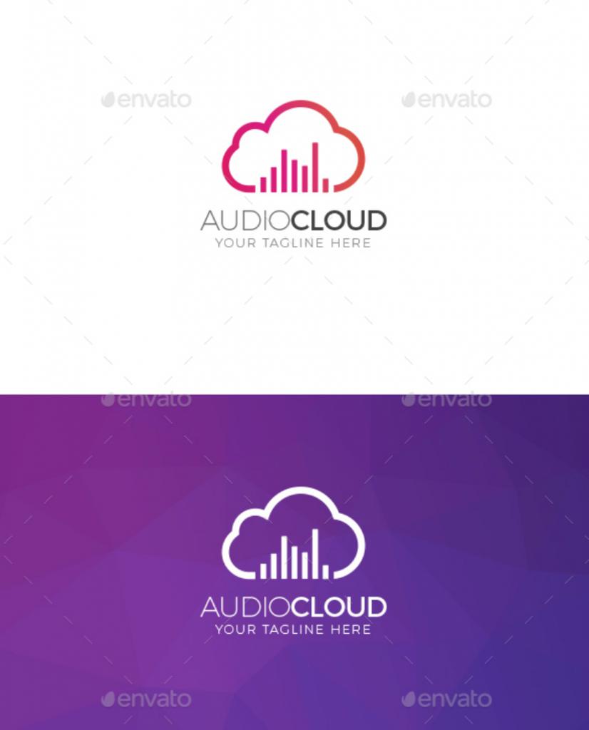 Audio Cloud Logo
