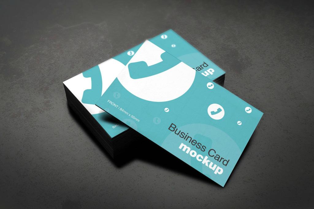 blue business card printable 1024x683