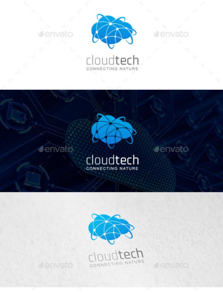Cloud Tech Logo