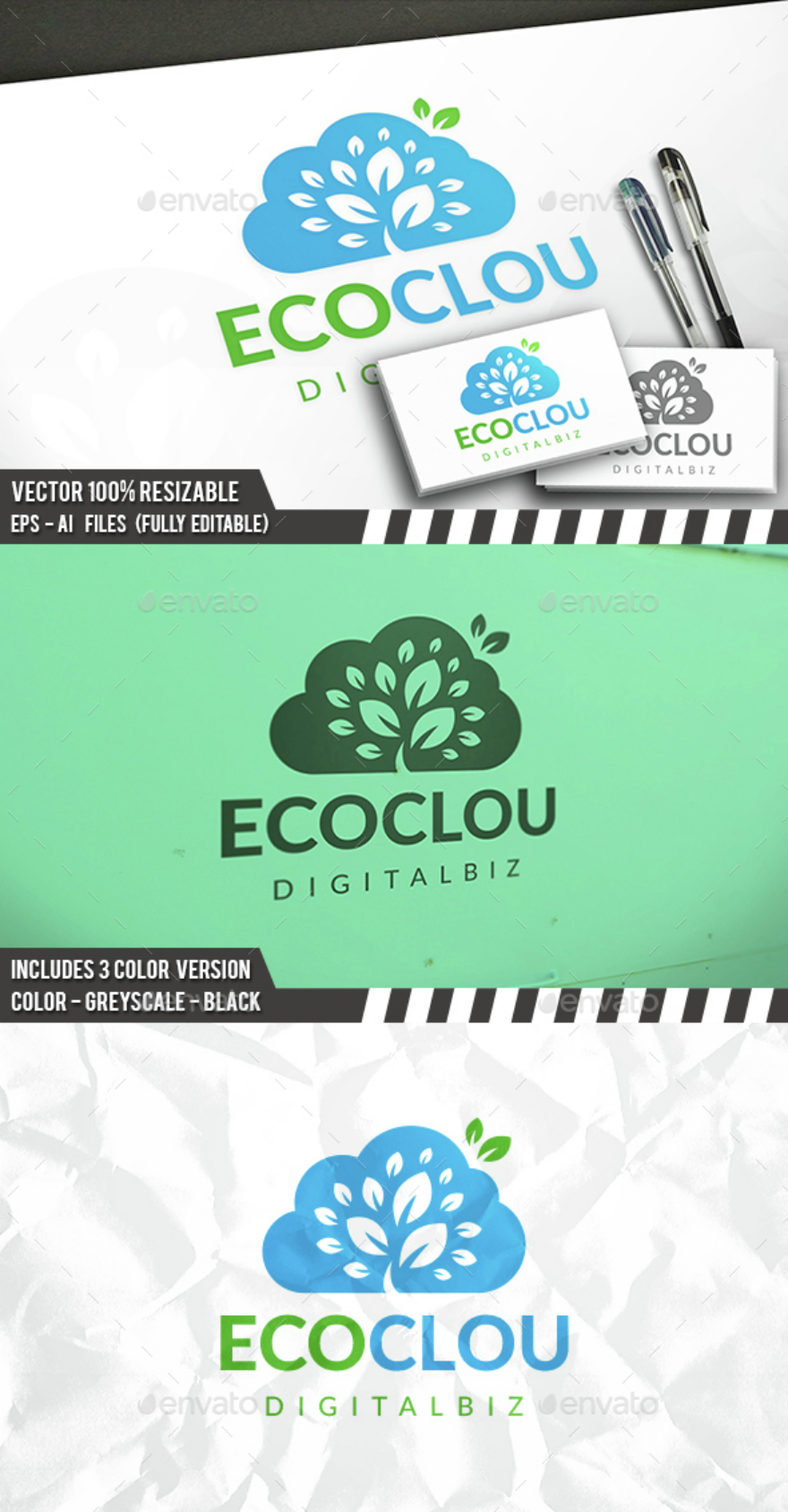 Eco Cloud Logo